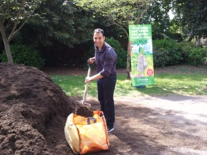 Compost Giveaway in Ealing