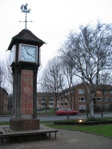 Northolt Village Clock Tower