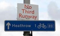 No Third Runway at Heathrow